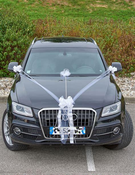 kit decoration voiture mariage kit de d 233 coration voiture mariage d 233 coration anniversaire