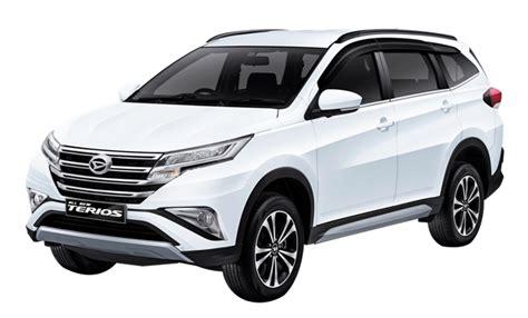 Harga Nes V Terbaru 2018 daftar lengkap harga daihatsu terios terbaru 5 model