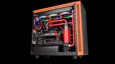 Thermaltake Pasific R360 Watercooling thermaltake released two new pacific water cooling kits