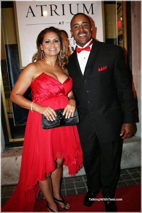 Brian Jordan And Wife Sandra Rose
