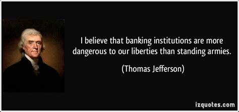 quotes jefferson jefferson quotes banks quotesgram