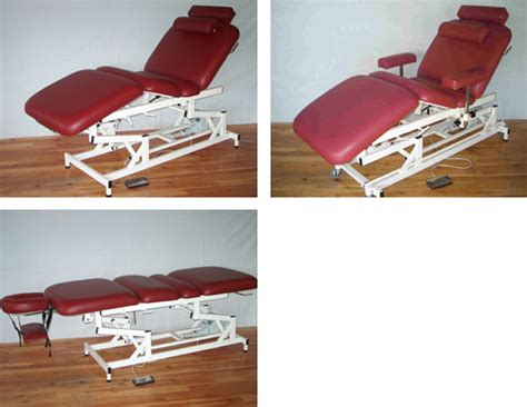 Esthetician Table by Levertec Therapy Tables Spa Esthetics Tables Scala Table