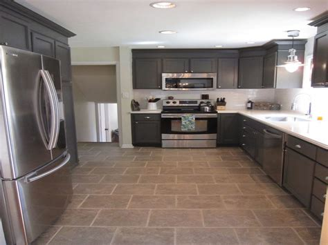 gray countertops with brown cabinets light gray kitchen with dark cabinets best 20 light grey