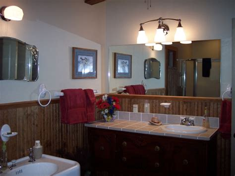cowboy themed bathroom western bathroom decor ideas