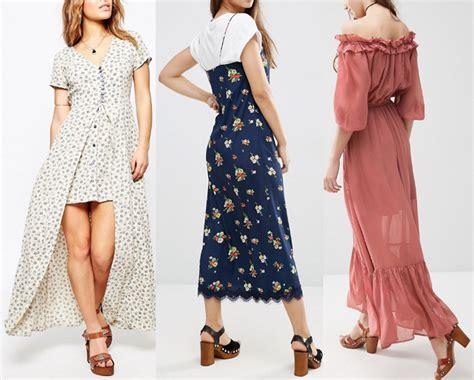 what shoes maxi dress style guru fashion glitz