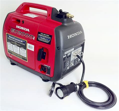 how do i connect my honda power generator to my home