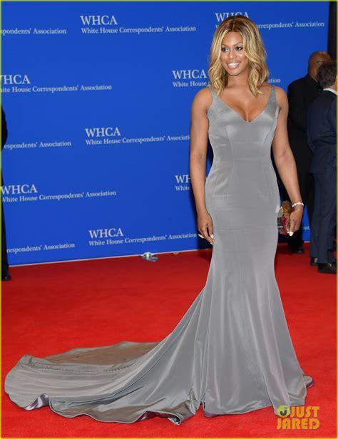 rebecca gayheart 2015 white house idina menzel laverne cox make waves at the white house