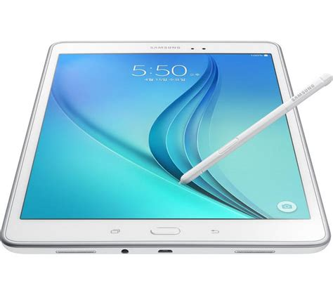 Tablet Fitur S Pen buy samsung galaxy tab a 9 7 quot tablet s pen 16 gb white free delivery currys
