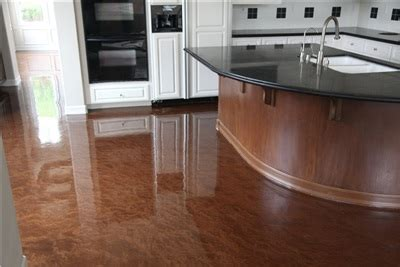 Tile Wood Stamped Concrete Epoxy Garage Flooring NH MA