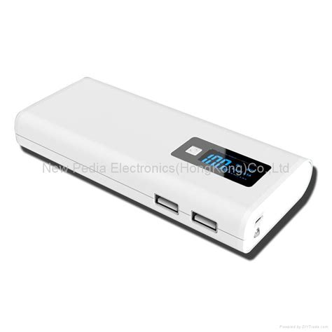 Power Bank Digital Portable Power Bank Dual Usb Led Digital Display8800mah Led Lighting Np Pw 020 China