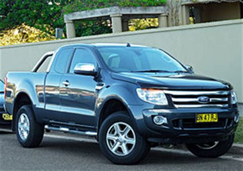 ford ranger (t6) wikipedia
