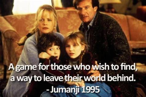 jumanji movie lines jumanji quotes image quotes at hippoquotes com
