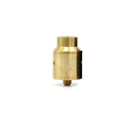 Goon Rda 22 Mm goon style rda 22mm golden rebuildable atomizer