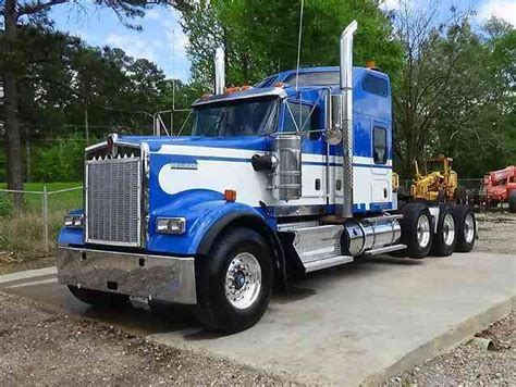 2014 kenworth truck kenworth w900l 2014 sleeper semi trucks