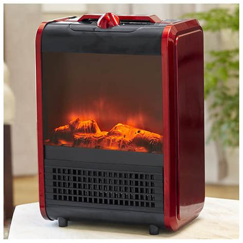 comfort zone fireplace heater comfort zone mini fireplace ceramic heater stoneberry