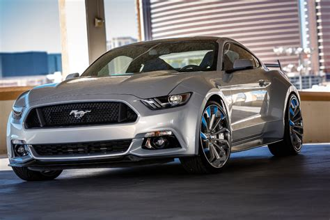 widebody mustang is this the first ever wide body 2015 mustang