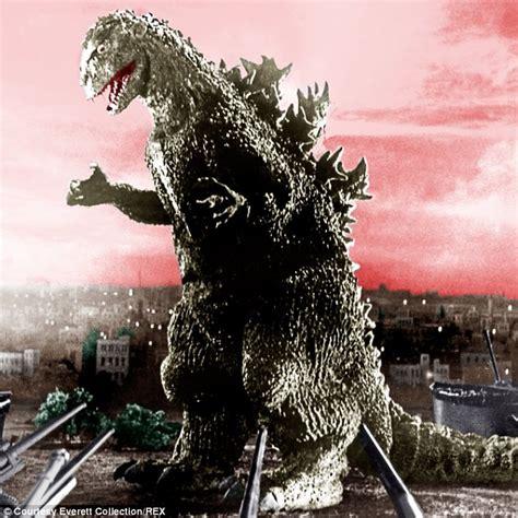 Godzilla L by Evolution Of Godzilla L A Live