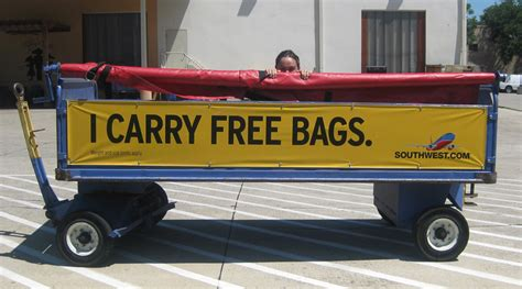 southwest policy southwest airtran roll out fee hikes for overweight checked bags skift
