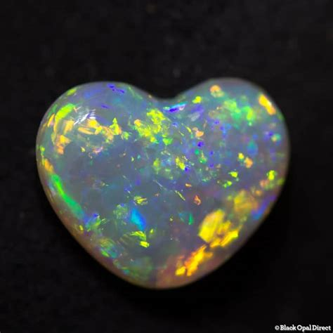 3 1 Ct Black Opal Hq 1 77 ct shaped opal 11x9x3mm black opal direct