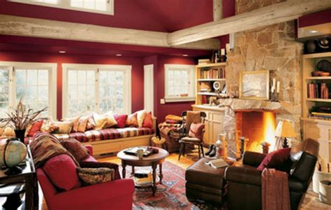 wohnzimmer mit steinkamin wohnzimmer rustikal gestalten teil 1 archzine net