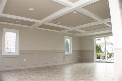 Wainscoting For Ceilings coffered ceilings wainscot