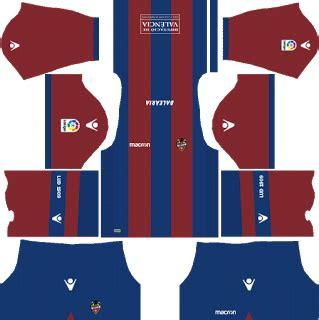 levante ud kits 2017/2018 dream league soccer – levante ud