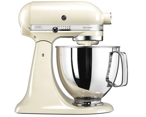 KitchenAid Artisan standmixer KSM 125, 4,8 liter, cream