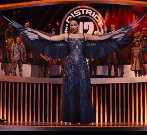 Everdeen mockingjay dress catching fire dresses hunger games