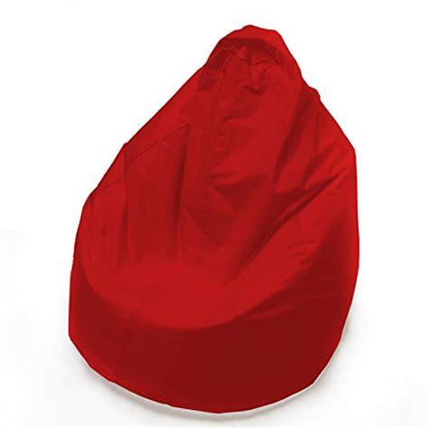poltrona puff pouf poltrona pera puff sacco puf rosso poltrone sacco