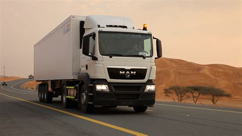 volkswagen ksa man delivers 440 trucks to saudi arabia and expands