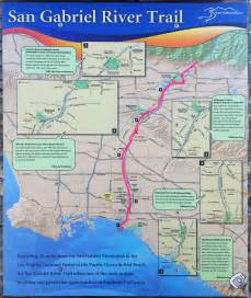Los Angeles River Bike Path Map by Encycle Updates Etc To Ch4