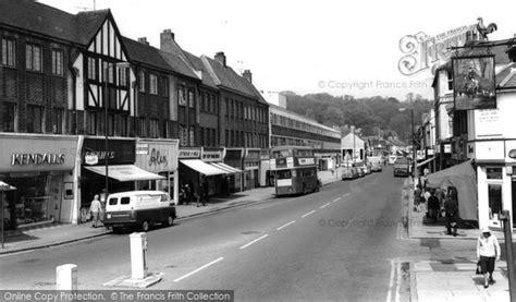 caterham road caterham croydon road c 1965 francis frith