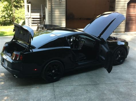 Thread 2012 blacked out mustang gt for sale