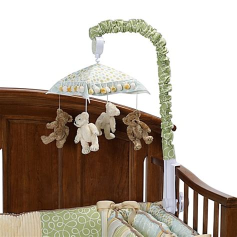 Buy Glenna Jean Finley Mobile Arm Cover From Bed Bath Beyond Glenna Jean Finley Crib Bedding