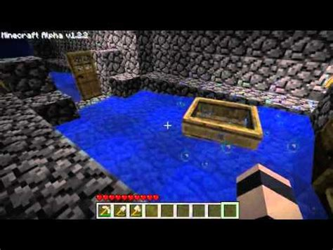 how to make a boat dispenser on minecraft minecraft boat dispenser youtube