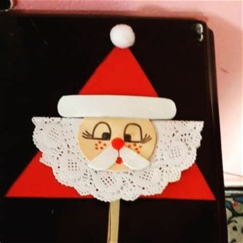 santa claus craft for craft idea for crafts and worksheets for