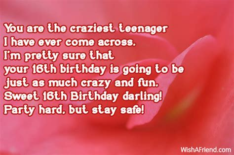 Sixteenth Birthday Quotes Sweet 16 Birthday Quotes For Girls Quotesgram