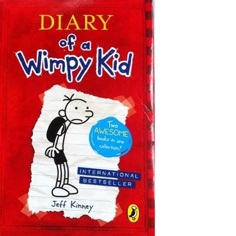 the author diary 2018 books diary of a wimpy kid 2 vol box set diary of a wimpy kid