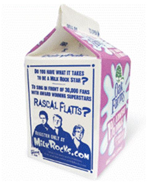 Do You Care If Your Or Milk Comes From Cloned Animals by Rascal Flatts Says Milk Rocks Do You Care