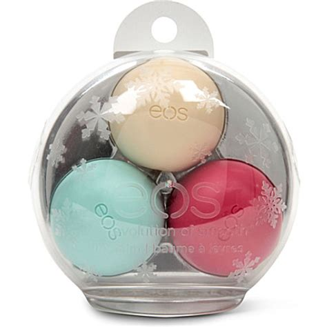 eos christmas lip balm bauble forums | beautyontrial