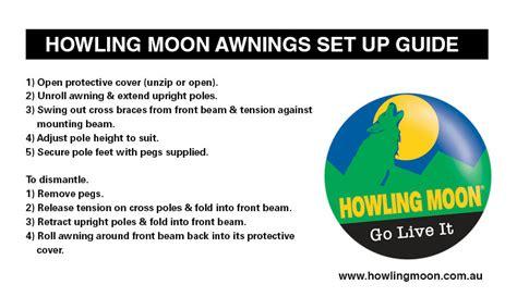 howling moon awning safari awn howling moon