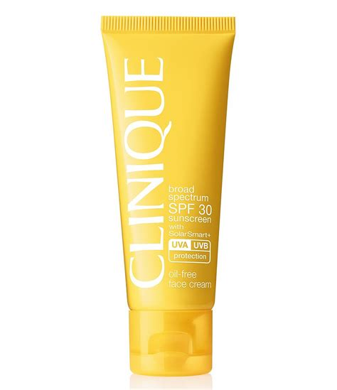 Sunscreen Clinique clinique broad spectrum spf 30 sunscreen free
