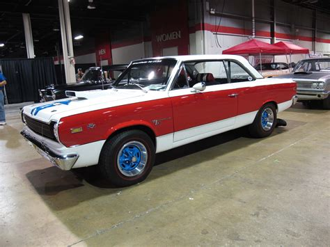 rambler scrambler sneak peek muscle car move in at the 2016 mcacn rod