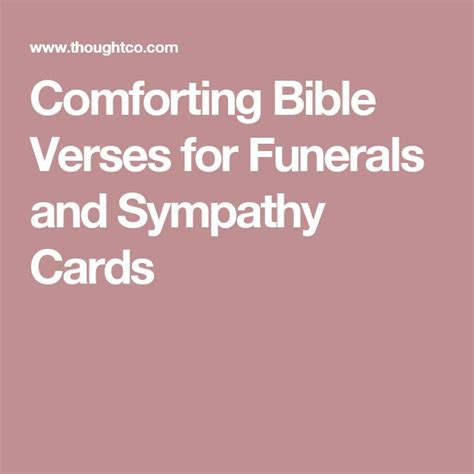 comfort verses bible comforting bible verses for funerals 28 images
