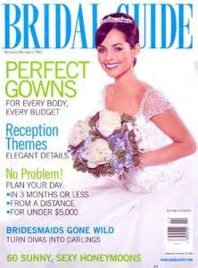 Bridal Guide Magazine Best Subscription Deal on Internet