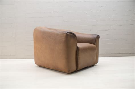 s sede ds 47 leather armchair from de sede 1960s for sale at pamono