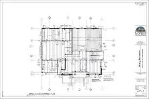 floor framing plans monsef donogh design grouphoang residence sheet a201 2