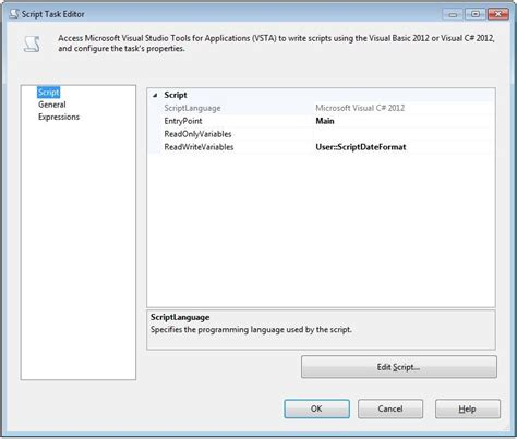 format date script simple ssis date formats dave sql server ingenious