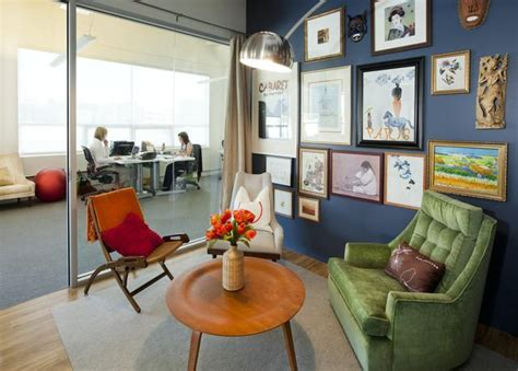 pixar office lounge and wall of art interior design ideas get the most out of your space secrets from the designer