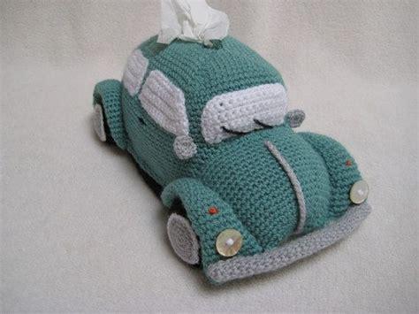 crochet pattern vw beetle volkswagen 2017 tissue holder vw beetle crochet pattern
